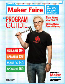 program Maker Faire is HERE!