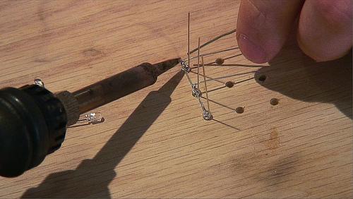 포켓 LED 큐브 제작하기