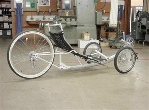 recumbent trike frame plans