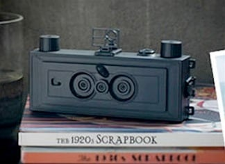 Stereo Pinhole Camera Kit