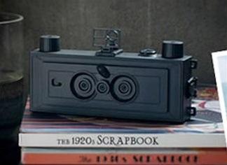 Stereo Pinhole Camera Kit