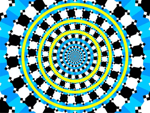 Not a Spiral: Circles!