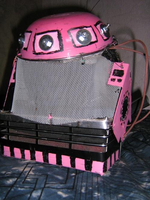 Astrobot's Helmet