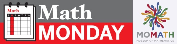Math Monday banner02 600px Math Monday: Linkages   One Last Spin