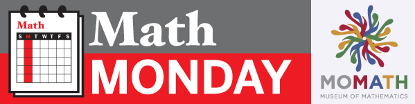 Math Monday banner02 600px Math Monday: Business Cards, Part 1