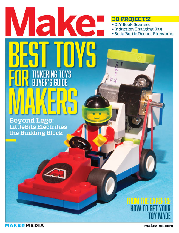 MAKE Magazine Robotics