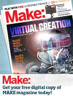 Free Digital Copy of Makezine