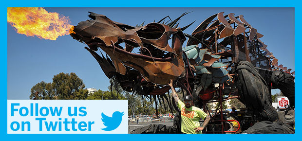 Maker Faire on Twitter