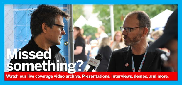 Missed something? Watch the Maker Faire archives