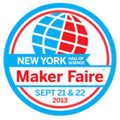 new york circle logo World Maker Faire New York Call for Makers is Now Live!