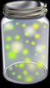 Fireflies jar.