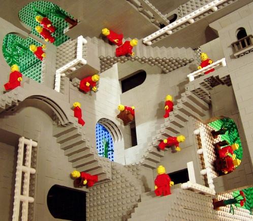 Lego Relativity