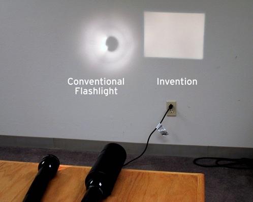 9-Flashlight-Uniform High Brightness