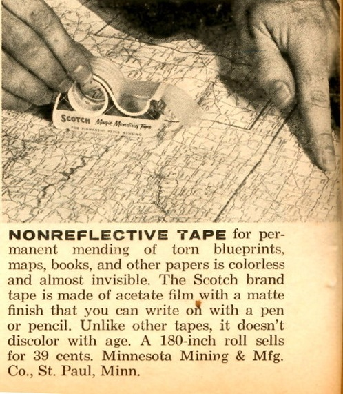 Lrg Scotch-Tape