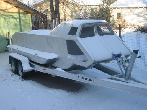 Sub In Snow