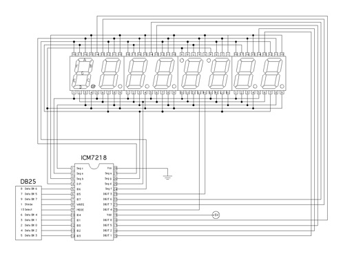 Led-Display-Schematic