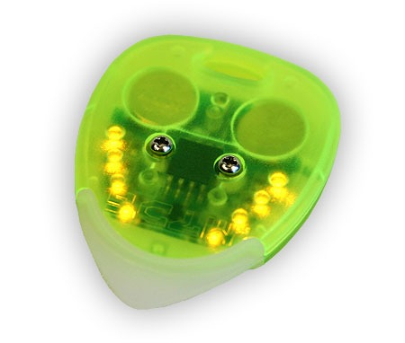 Led light pick and led car messages make diy projects for Led lights for craft projects