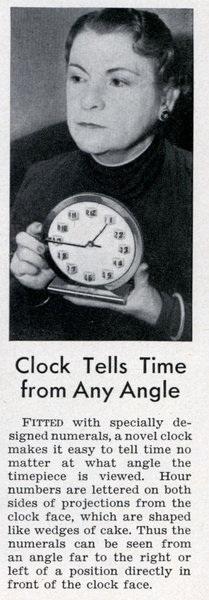 Lrg 3D Clock