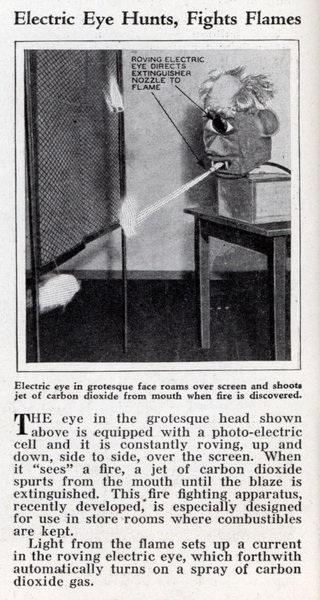 Lrg Electric Eye