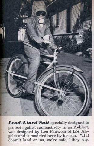 Med Lead Bike Suit