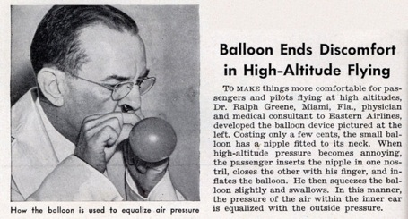 Med Nose Baloon