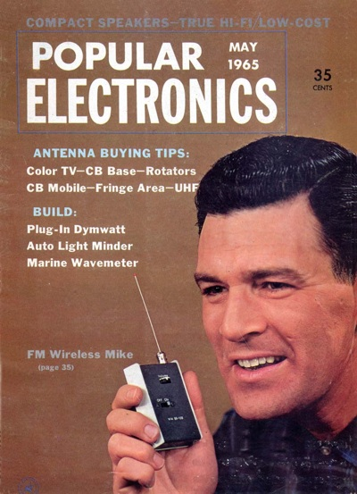 Pe May 1965 Cover
