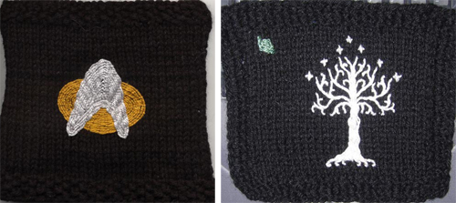 Embroideryknit