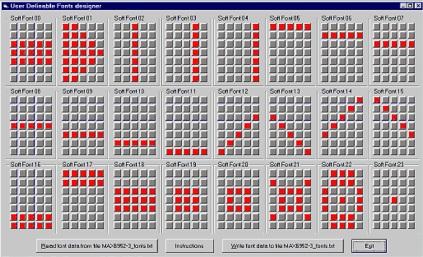 Led Matrix To Lpt Screen