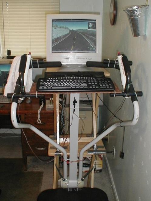 Treadmill-Monitor