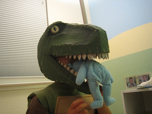 Homemade T Rex Costume Make Diy Projects How Tos