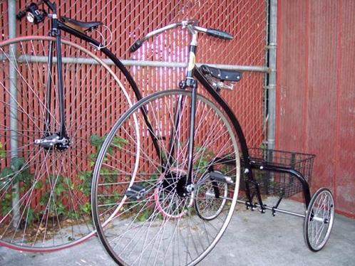 38 Hiwheel Trike