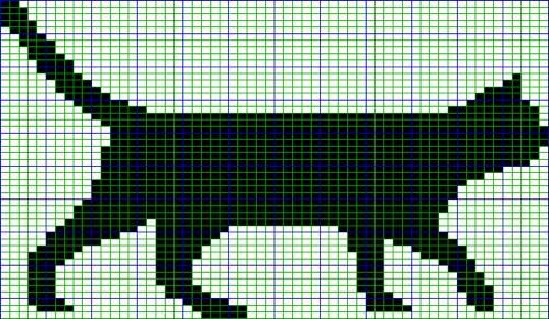 Knitting Pattern With Animals Motifs On : Free Halloween knitting patterns Make: