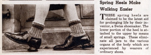 Lrg Spring Heels