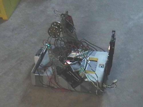Whizzer Cd-Rom Robot 4