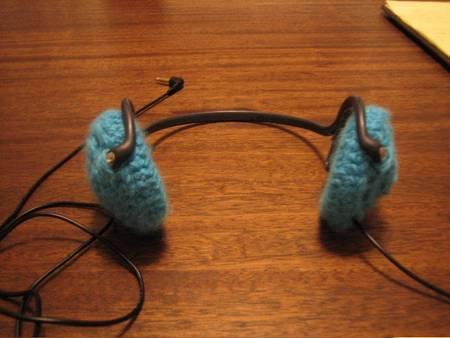 Crochetheadphone