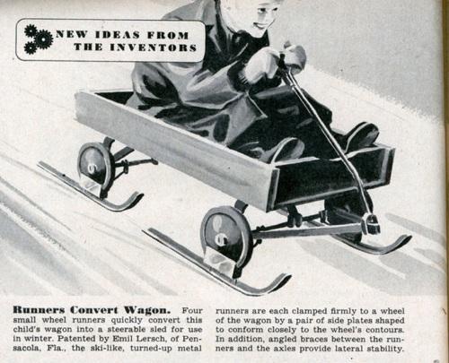 Med Wagon Skis