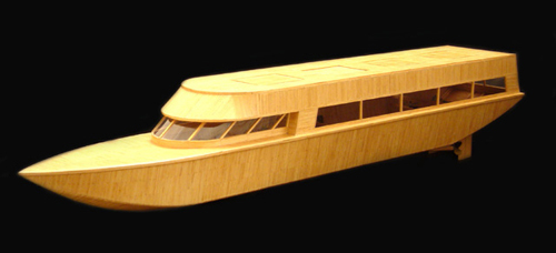 Toothpickboat