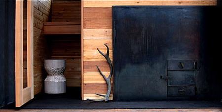 Castor Canadensis Sauna Box