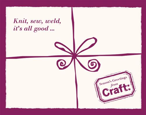 Seasonsgreetings Craft