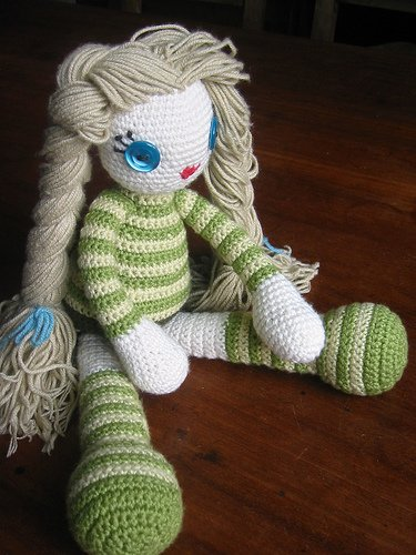 Amigurumi Pattern Maker : Amigurumi Doll Pattern Make: