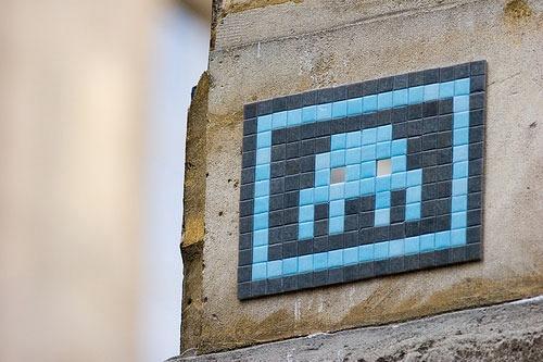 Space Invaders Worldwide Art