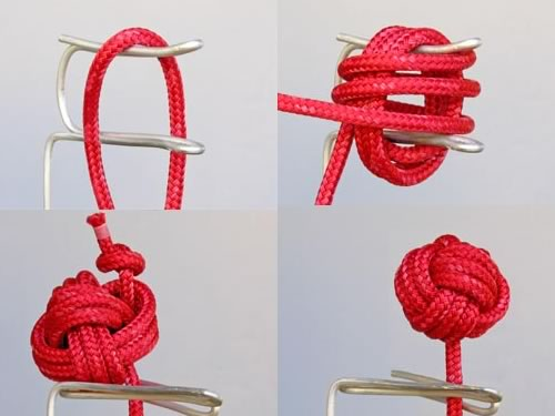 decorative rope knots - photo #39