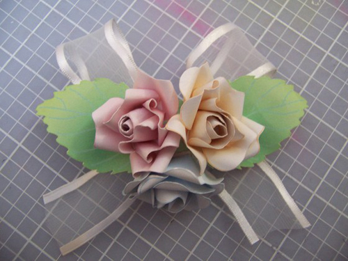 Papercorsage
