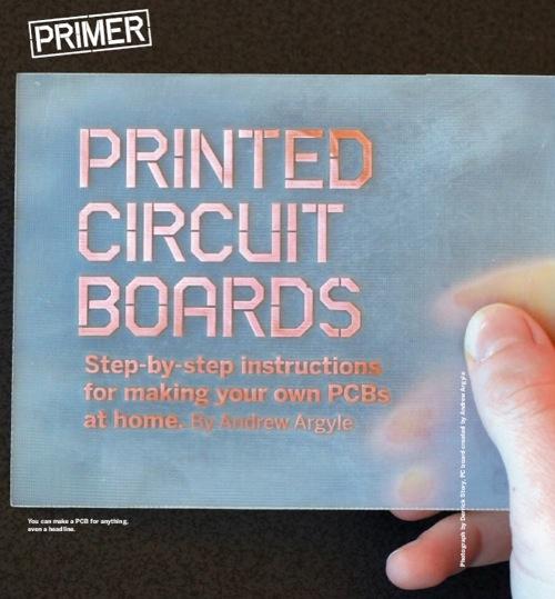 Printed Circuit Board Primer