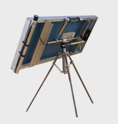 Hydrasolar Solar Tracker Make Make