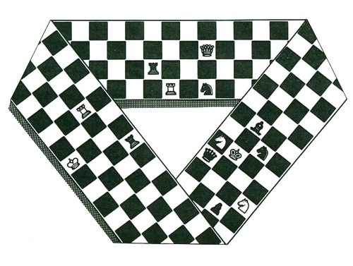 how to make a chess board in java