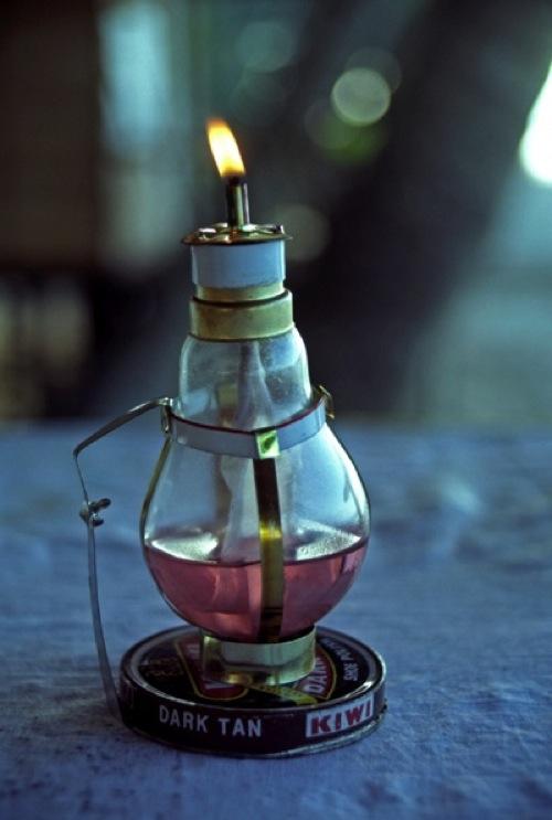 Lamp from Lightbulb