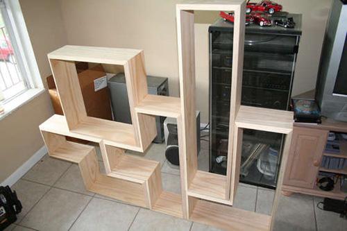 Tetrisbookshelves