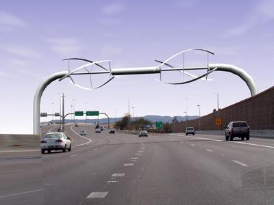 Turbine Freeway Structure 2
