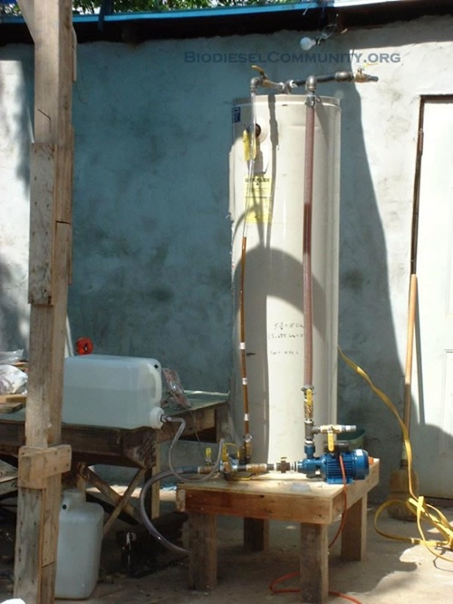Appleseedprocessor Images Methoxide-Feeding-Into-Reactor-Newmexico